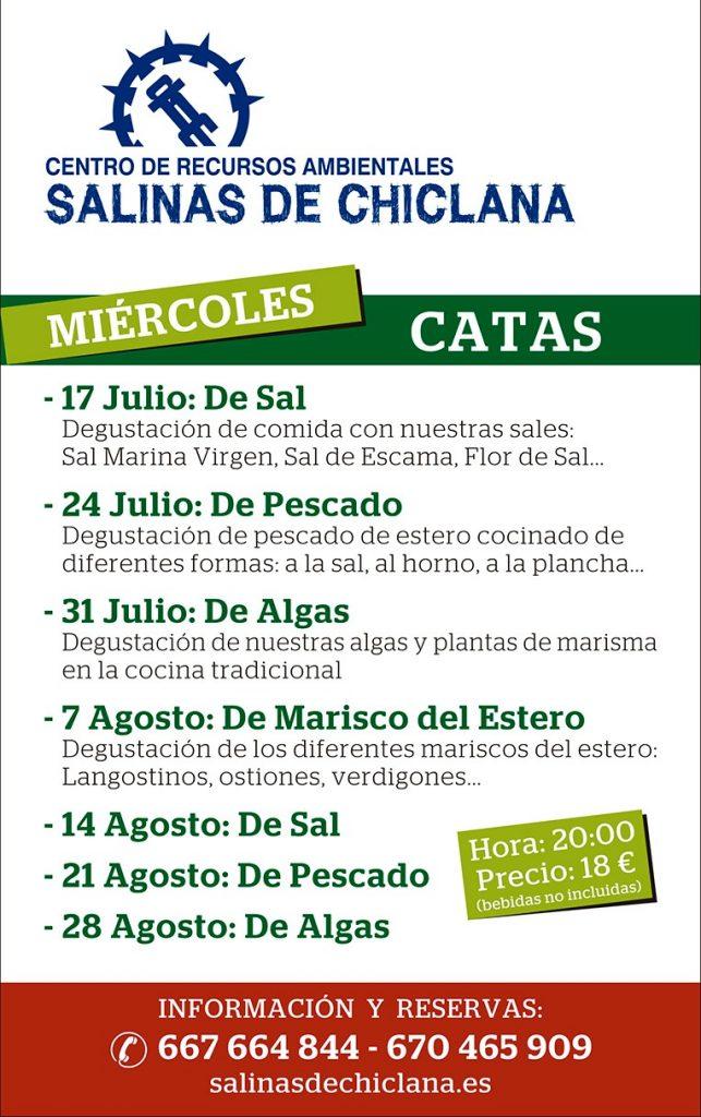 detalle catas 2019