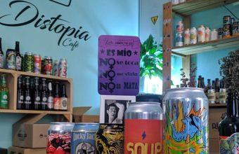Cata de cervezas en Distopía Café de Cádiz el 20 de junio