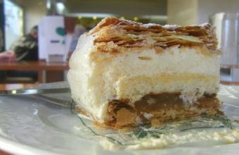 El miliciano de la Panadería y Pastelería El Portal