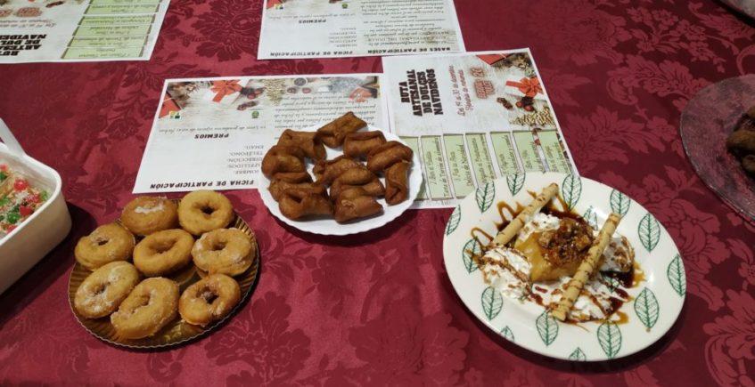 Ruta artesanal de dulces navideños en Bornos
