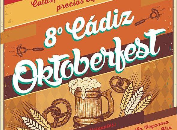 Del 5 al 7 de octubre. Cádiz. Fiesta de la Cerveza en el barrio de El Pópulo