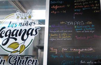 Aniversario de Las Niñas Veganas en El Mercado de Cádiz