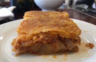 La empanada de atún del bar La Gallega de San Fernando