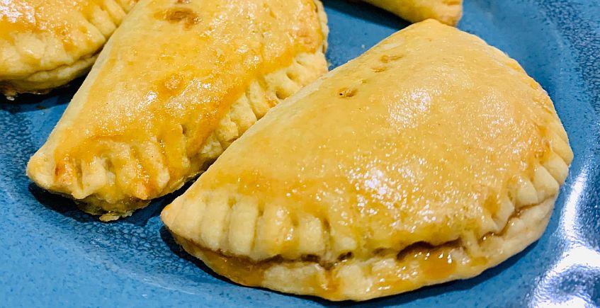 Empanadillas de miel de Chiverre