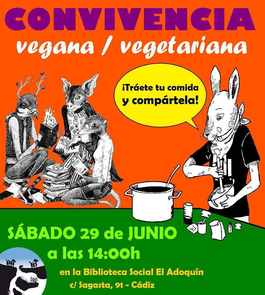 encuentro vegano 29 junio