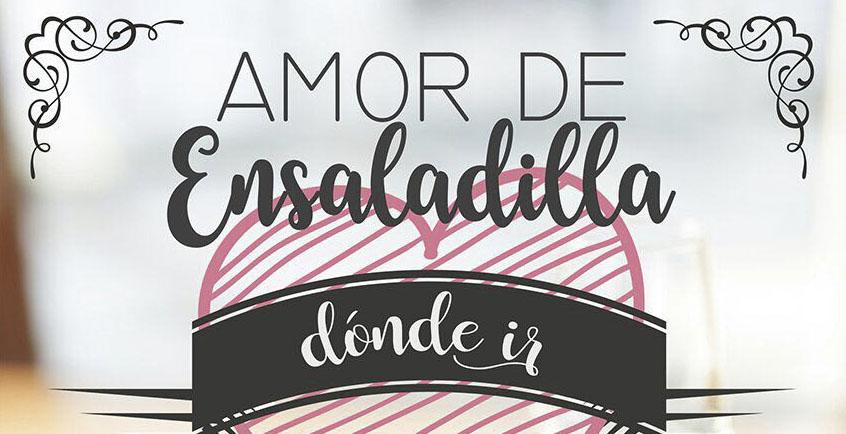 """Del 9 al 19 de febrero. Ruta """"Amor de ensaladilla en Chiclana"""""""