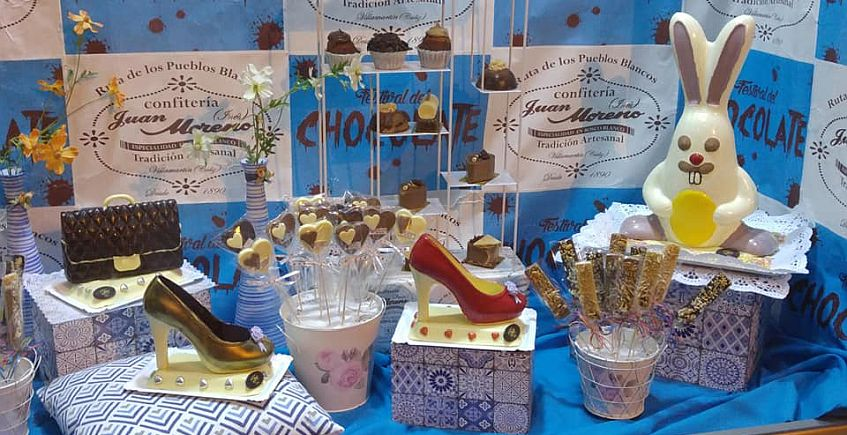 2 de febrero a 4 de marzo. Villamartín. Jornadas del chocolate en Confitería Juan Moreno