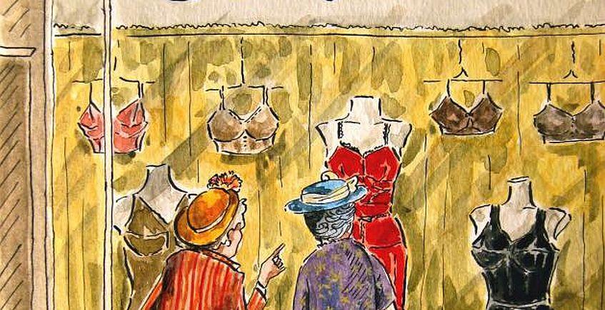 1 al 13 de julio. Sanlúcar. Exposición 'Escenas de mercados, comercios y bares' en el Museo de la Manzanilla
