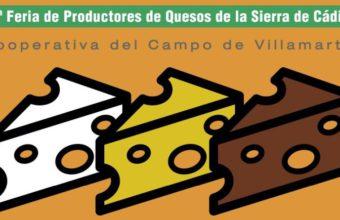 6 al 9 de abril. Villamartín. Feria de quesos QueSierra