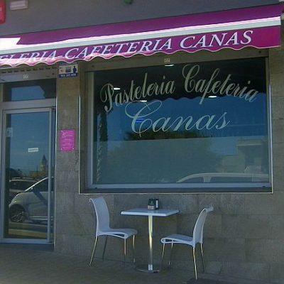 Pastelería Canas