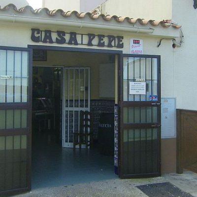 El establecimiento está en Gallineras