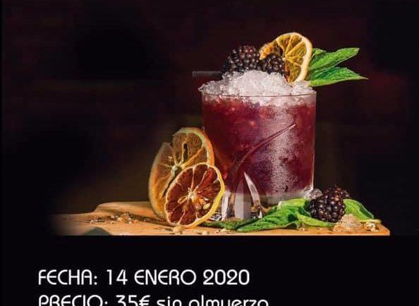 Curso de coctelería y mixología en El Farito de Chiclana