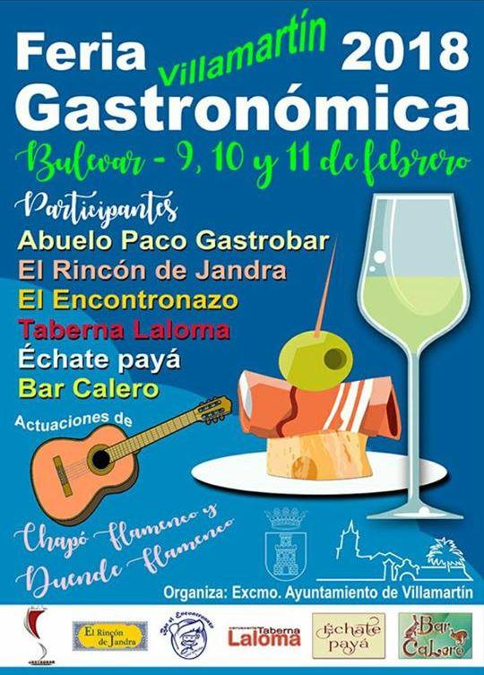 feria-gastronomica-2018-cartel