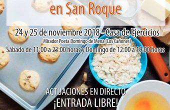 24 y 25 de noviembre. San Roque. II Feria de Productos Gastronómicos y Artesanos de la Provincia
