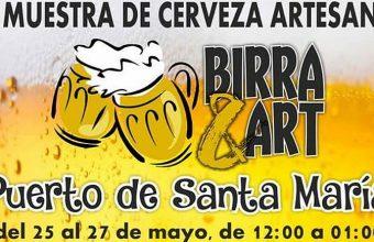Del 25 al 27 de mayo. El Puerto. III Muestra de Cerveza Artesana Birra&Art