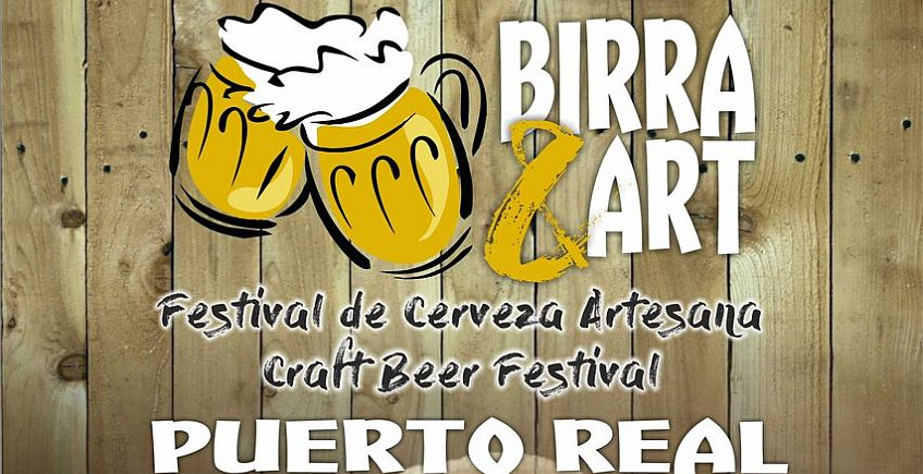 21 al 23 de julio. Puerto Real. Festival de Cerveza Artesana