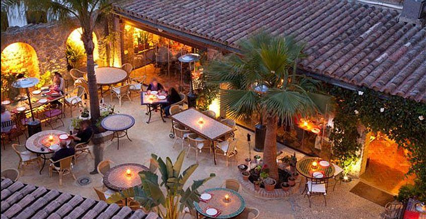 Restaurante El Jardín del Califa