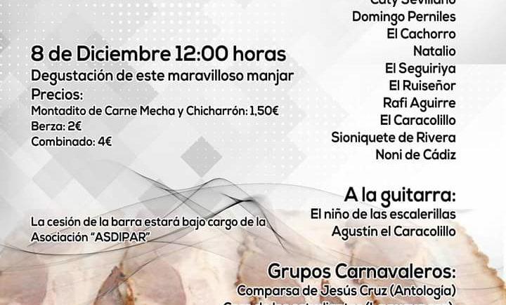 Fiesta internacional de la Carne Mechá y el Chicharrón en Paterna