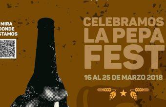 16 al 25 de marzo. Jerez. La Pepa Fest en Cervezas La Pepa