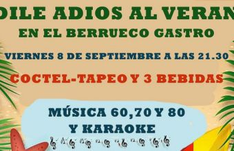 8 de septiembre. Medina Sidonia. Fiesta del fin de verano en El Berrueco