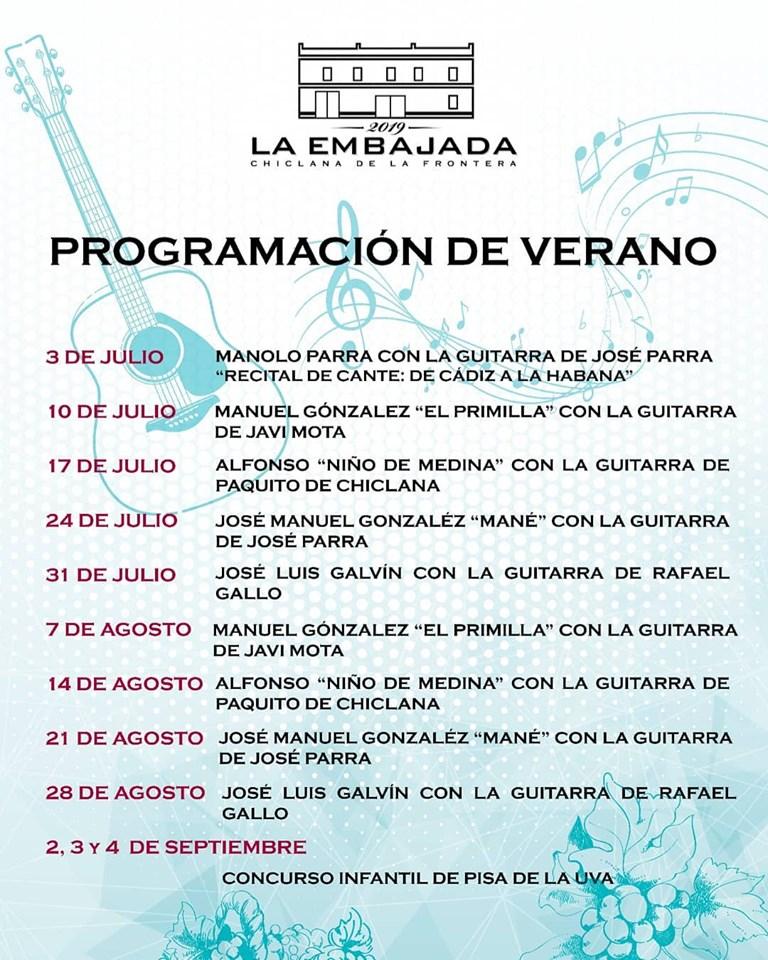 flamenco La Embajada