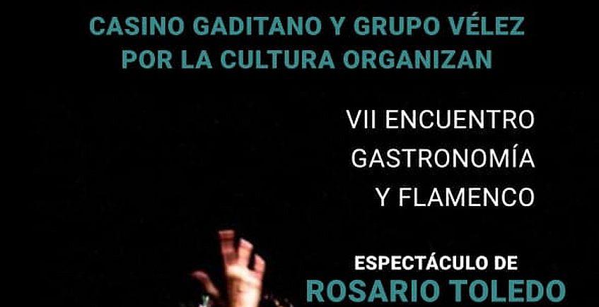 22 de junio. Cádiz. VII Encuentro Gastronomía y Flamenco en el Casino Gaditano