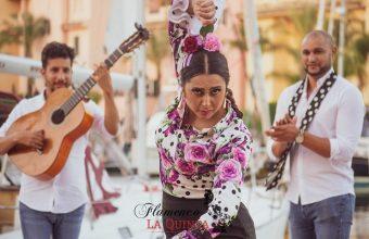 Tango y flamenco en la Parrilla La Quinta de Sotogrande