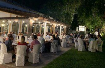 Cena flamenca en Bodegas Gallardo