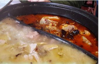 La fondue china de Casa Chan