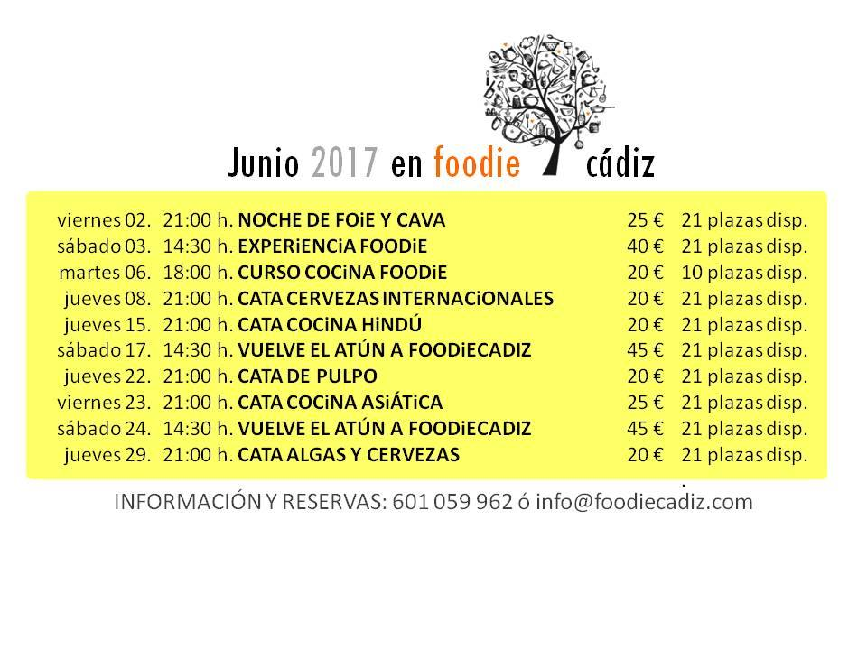 Foodie Cádiz