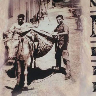 Los inicios del centenario negocio.