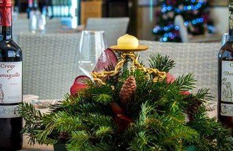 Hasta el 6 de enero. Chiclana. Menús de Navidad en Pazo de Iria