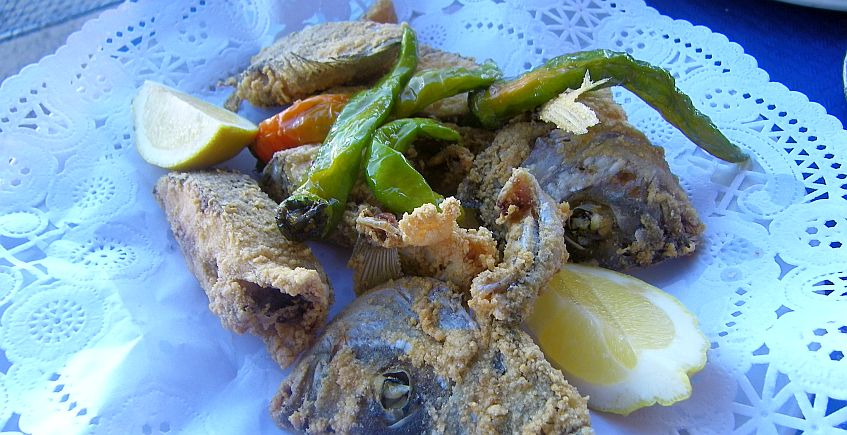 Bar Restaurante del club de pesca Viento de Levante