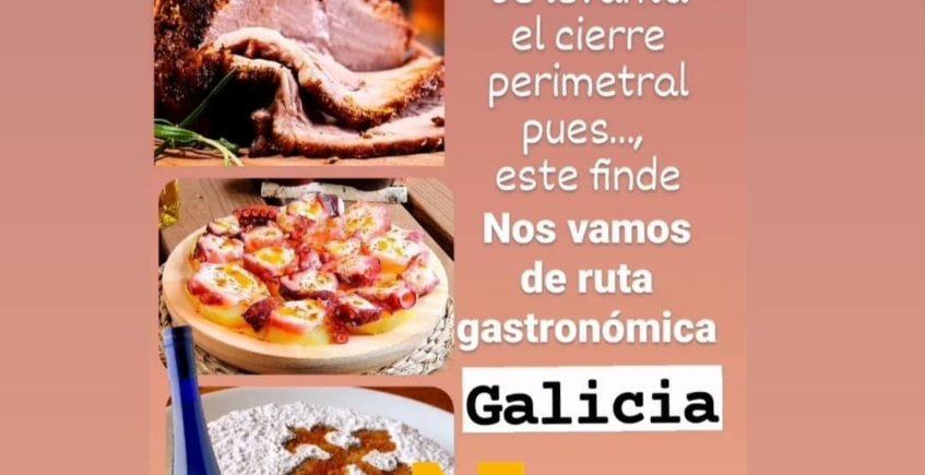 Jornadas gastronómicas gallegas en Gastrobar La Piscina de El Gastor