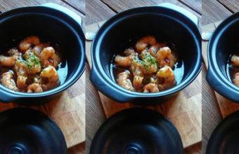 Las gambas en salsa thai de Sonámbulo