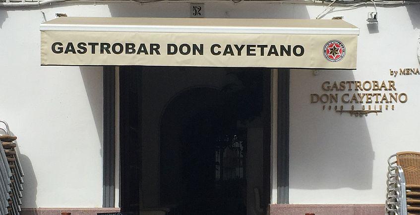 Gastrobar Don Cayetano