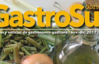 Noviembre y diciembre. Nuevo número de Gastrosur