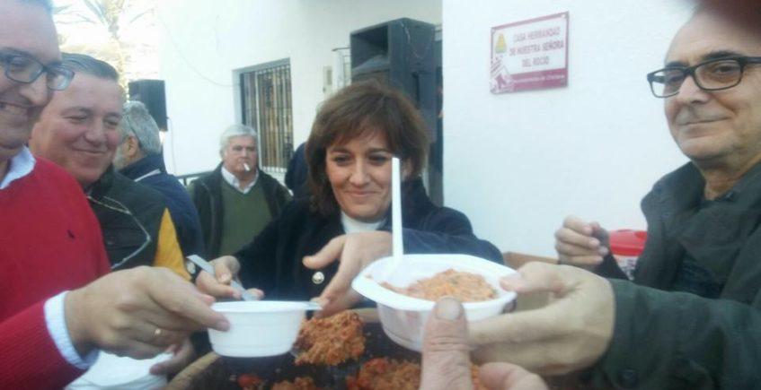 Chiclana celebrará el 8 de febrero la Fiesta del Gazpacho Caliente