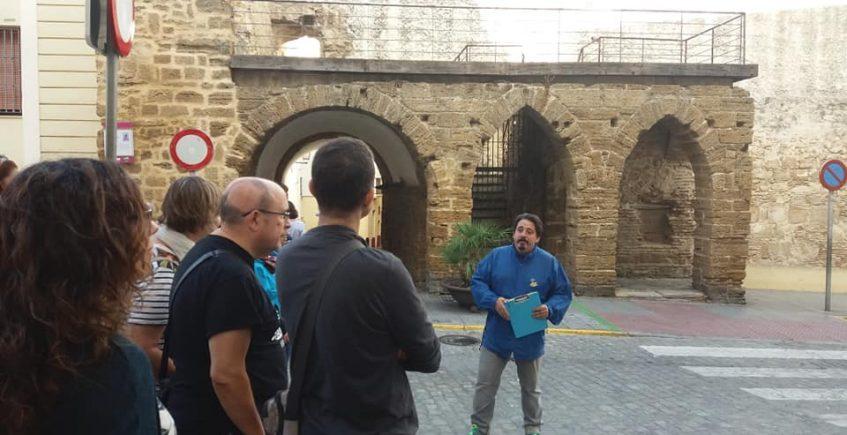 13 de abril. Cádiz. Ruta romana con quesos y vino