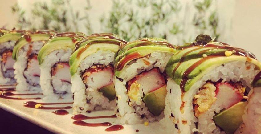 Dhoma Natur Sushi
