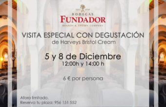 Visita con degustación a Bodegas Fundador de Jerez