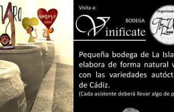 2 de marzo. San Fernando. Visita a la Bodega de los vinos Mahara