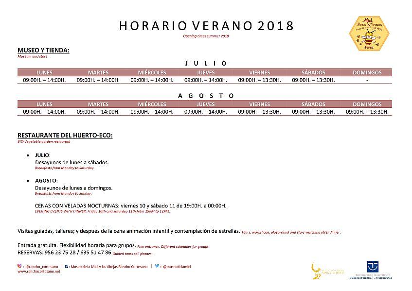 horario de verano847