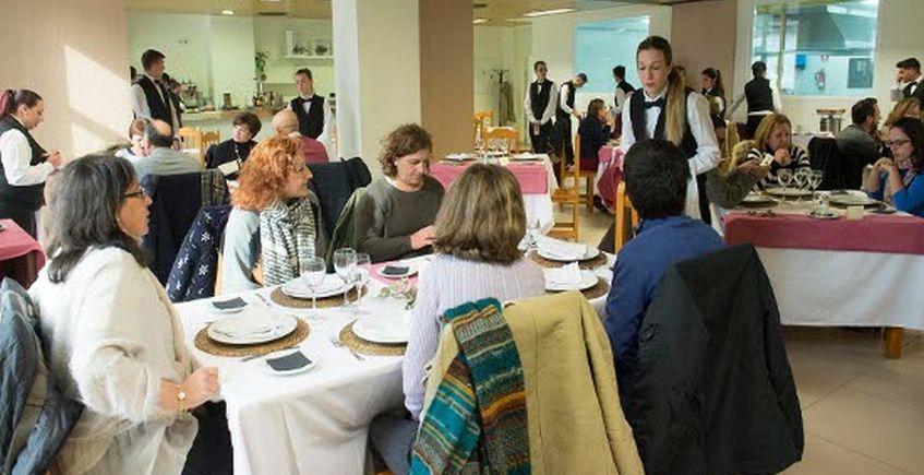 9 de febrero. Cádiz. Cocina italiana en la Escuela de Hostelería