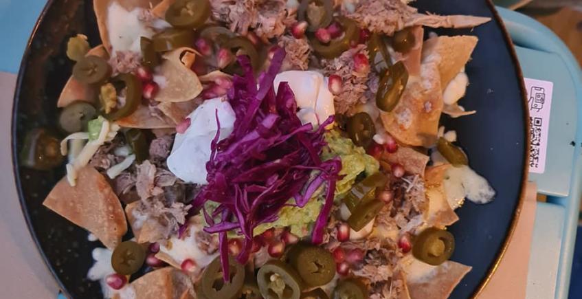 El toque picante de El Chile Habanero