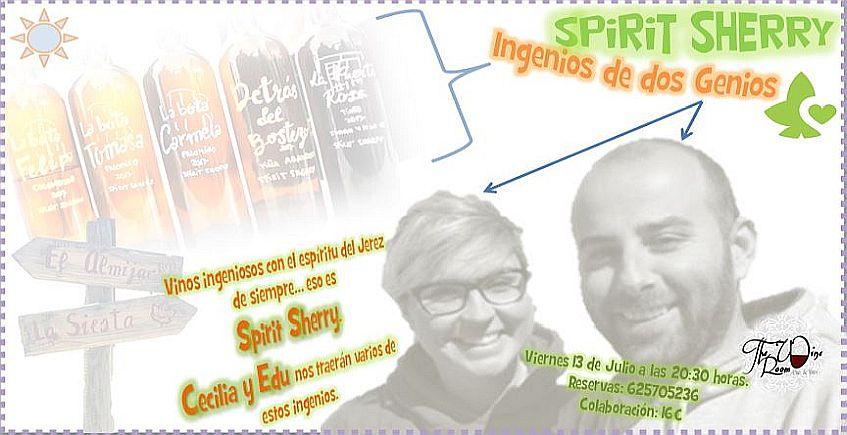 13 de julio. San Fernando. Cata 'Ingenio de dos genios'