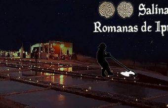 28 de junio. Prado del Rey. Cena de velas en las salinas romanas
