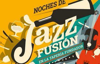 Del 5 de julio al 23 de agosto. Jerez. Noches de Jazz Fusión en la Tapería Fundador