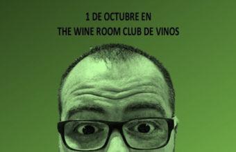 Cata de Jonatan Cantero en The Wine Room en San Fernando