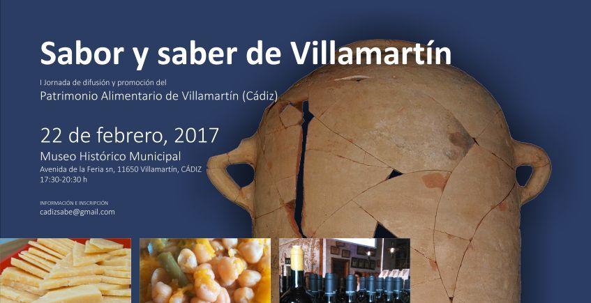 22 de febrero. Villamartín. Jornada Sabor y Saber
